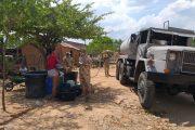 Ejército y Misión Guajira de la Décima Brigada ayudan a la comunidad Wayúu