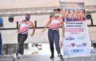 Para realizar actividad física virtual, Indupal y UPC firman alianza