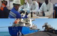 En La Guajira, el ICA realiza la inspección en buques cumpliendo los requisitos de bioseguridad