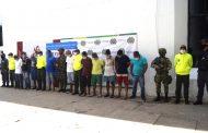 Capturados 10 integrantes de Los Pachenca