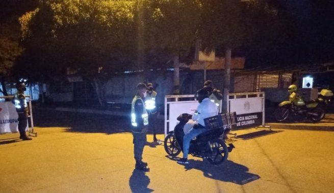 Un muerto en Valledupar reporta la Policía durante puente festivo