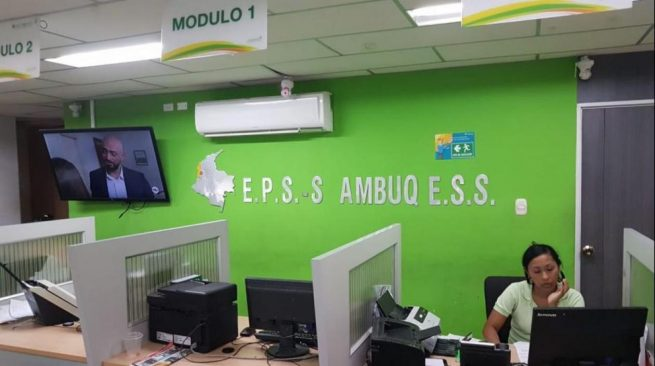 Supersalud abre proceso sancionatorio a representante legal de EPS Ambuq