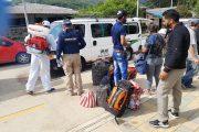 Venezolanos que estaban en Pueblo Bello (Cesar), regresaron a su país