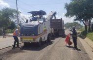 Invías reactiva obras en el sur de La Guajira