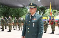 Llega nuevo Comandante al Batallón Especial Energético y Vial N° 2, en el sur del Cesar