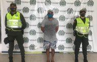 A la cárcel uno de las más buscados por hurto en el Cesar