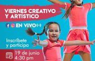 """Comfacesar prepara """"Viernes creativo y artístico"""""""