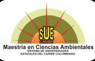 Continúan abiertas inscripciones para estudiar Maestría en Ciencias Ambientales en la UPC, en red con el SUE Caribe