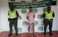 Porte de arma, concierto para delinquir y hurto calificado agravado, delitos que deberá responder hombre capturado en La Paz
