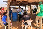 Icbf, junto a aliados estratégicos, recorre La Guajira entregando ayuda humanitaria