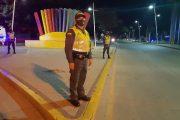 Policía confirma que toque de queda mejoró la seguridad en Valledupar