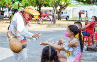 """En el barrio Villa Miriam lanzan campaña """"Unidos por la vida y la salud"""""""