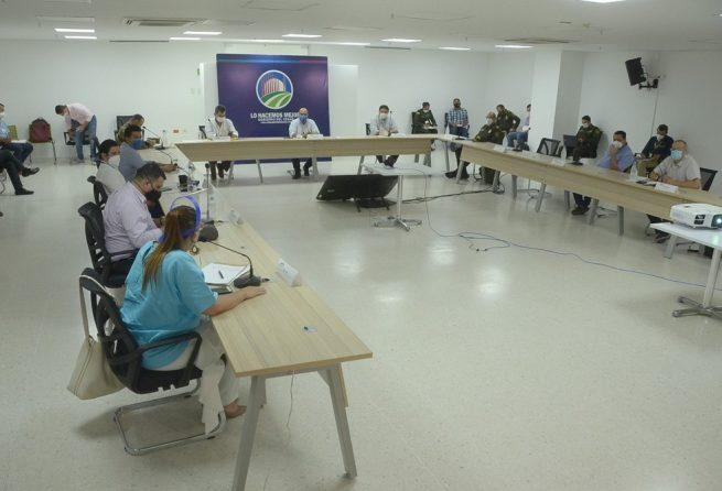 Mejorar seguridad en el Cesar y casos de líderes sociales, temas en mesa técnica que lideró UNP en Valledupar
