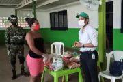 Icbf entregó en Cesar más de 63.000 canastas alimentarias a la primera infancia
