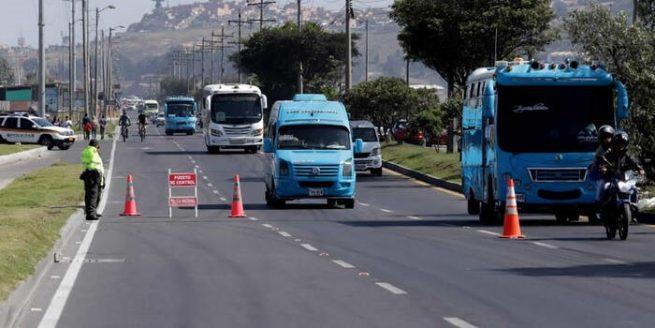 Estas son las reglas para garantizar el cumplimiento de los contratos de transporte de pasajeros durante el aislamiento preventivo obligatorio