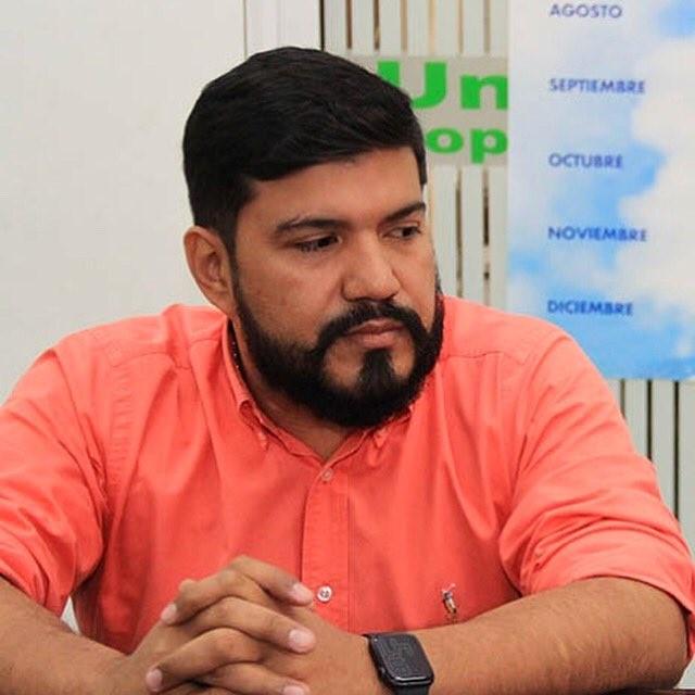 Raúl Gutiérrez Maya, rector encargado de la UPC