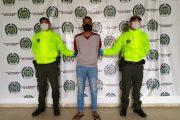 En Valledupar capturado hombre sindicado de homicidio en el Magdalena