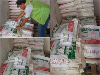En el Cesar, sal mineralizada sellada por no cumplir con requisitos del ICA