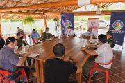 Situación de orden de público en San Martín y San Alberto, fue analizada en consejo de seguridad