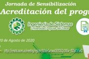 Jornada de Sensibilización, dentro de proceso de acreditación, organiza programa de Ingeniería Ambiental de la UPC