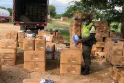 La Polfa incautó más de 29 mil pares de guantes industriales de contrabando