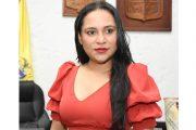 Mary Flor Teherán, seguirá como contralora de Valledupar