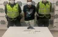 En Los Guasimales, capturada una persona con arma de fuego sin permiso