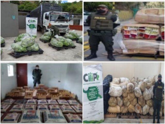 Fuerte la ofensiva contra el contrabando del sector agropecuario en zonas de frontera
