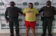 Sindicado de abusar sexualmente contra su hijastra fue capturado