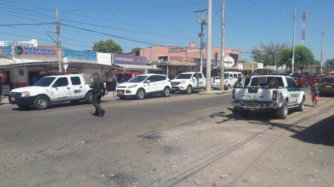Bosconia, primer municipio del Cesar en poner en marcha plan piloto de reapertura de establecimientos de venta de bebidas embriagantes