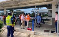 Aeropuerto de Valledupar recibe visto bueno en la implementación del protocolo de bioseguridad