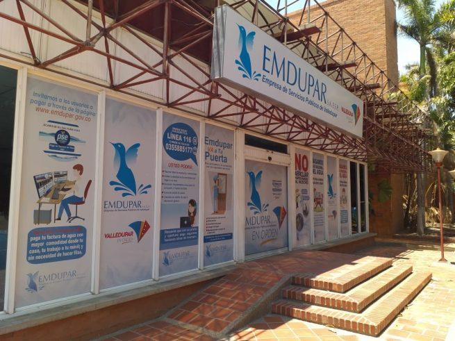 Hasta el 13 de septiembre continuará suspensión de actividades presenciales en Emdupar