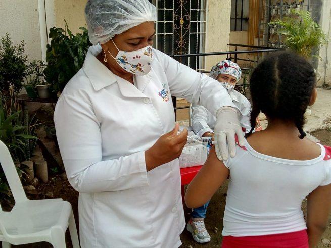 Se toman a Valledupar para reforzar el sistema de vacunación