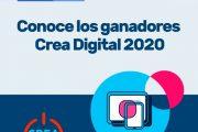 Contenidos digitales de 14 departamentos del país serán apoyados con la convocatoria Crea Digital