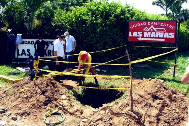 Solucionada problemática de agua en Unidad Campestre Las Marías