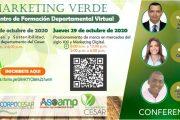 Sobre Marketing Verde girará capacitación de Corpocesar