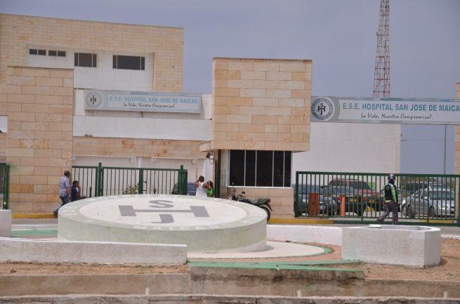 Crece la capacidad de atención especializada del San José de Maicao