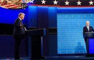 Debate final ofrece a Trump la última oportunidad de cambiar la carrera presidencial