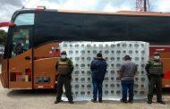 Detenidos conductores incumpliendo medida sanitaria en la ruta Bogotá-Valledupar