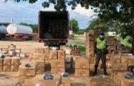 La Polfa Cesar incautó más de $ 1.700 millones en mercancía de contrabando