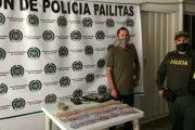Policía recuperó dinero hurtado a comerciante en Pailitas