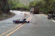 Por exceso de velocidad han muerto en Colombia este año 312 personas