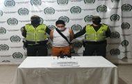En hechos aislados, dos capturados por porte de arma y concierto para delinquir