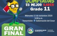 """Durante dos días, estudiantes de colegios públicos del Cesar se disputan la final de olimpiadas """"Es Mejor Saber"""""""