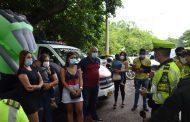 160 policías de Tránsito vigilarán las carreteras en el Cesar durante el puente festivo