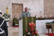 Con diferentes actos en Valledupar, la Policía celebró sus 129 años de institucionalidad