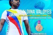Estudiante de Entrenamiento Deportivo de Areandina Valledupar es la medallista olímpica número 29 de la historia de Colombia