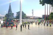En el Cesar, desde este fin de semana, 2 mil 900 Policías brindarán seguridad en temporada navideña