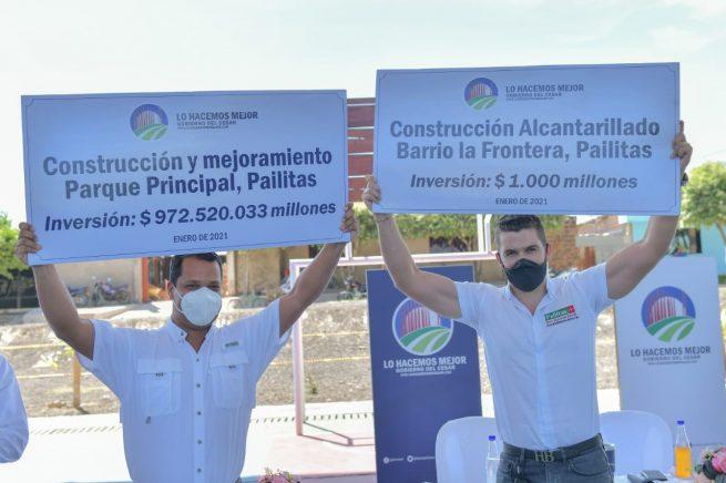 En dos proyectos en Pailitas invertirán $ 4.500 millones