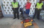 A la cárcel por hurto de moto